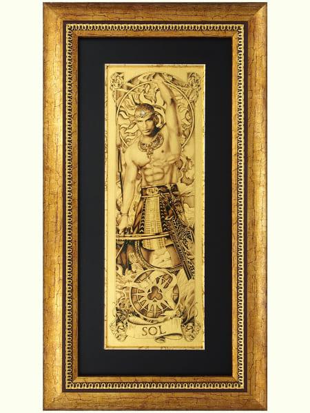 Выбрать картину в подарок по тематике ...: goldturtle.ru/kartiny-dlja-interera-art-deko/solnce-kartina-iz...